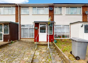 Thumbnail 2 bed terraced house for sale in Eton Avenue, Wembley