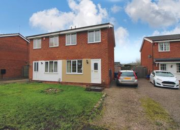 2 bed semi-detached house to rent in Yaxley Court, Newcastle ST5