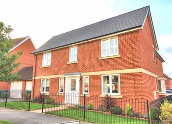 Thumbnail 4 bed detached house for sale in Moorcroft Lane, Aylesbury