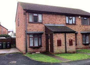 Thumbnail 2 bed terraced house to rent in Sanders Road, Bromsgrove