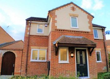 Thumbnail 3 bedroom detached house to rent in Douglas Place, Oldbrook, Milton Keynes
