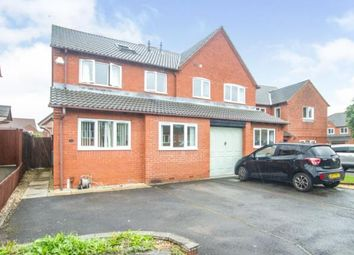 Thumbnail 4 bed semi-detached house for sale in Brackendene, Bradley Stoke, Bristol, Gloucestershire