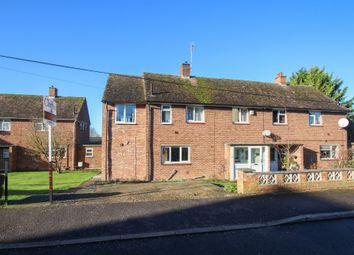 Thumbnail 4 bed semi-detached house for sale in Castle Cross, Saffron Walden