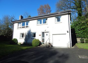 Thumbnail 3 bed detached house for sale in Windyknowe Road, Galashiels