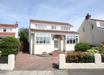 Thumbnail 3 bed detached house for sale in Stonehey Drive, West Kirby, Wirral