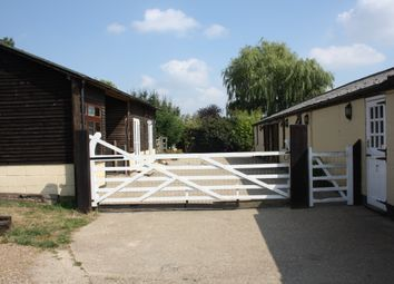Thumbnail 3 bed equestrian property to rent in Brawlings Lane, Chalfont St Peter
