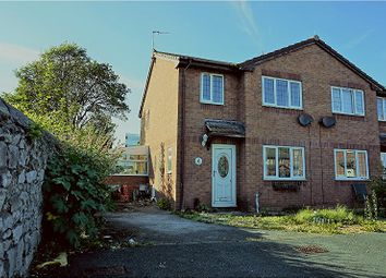 Thumbnail 3 bed semi-detached house for sale in The Lawn, Rhyl