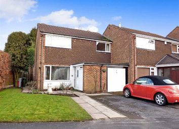 Thumbnail 4 bed semi-detached house for sale in Rugby Drive, Macclesfield, Cheshire