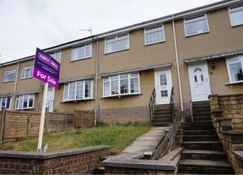 Thumbnail 3 bed terraced house for sale in North View Terrace, Haworth