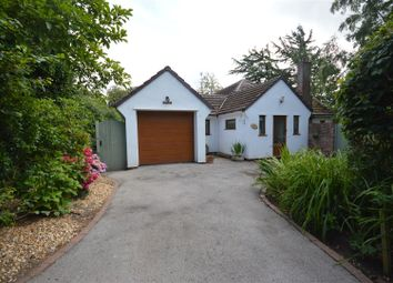 Thumbnail 4 bed detached bungalow for sale in Roscote Close, Heswall, Wirral