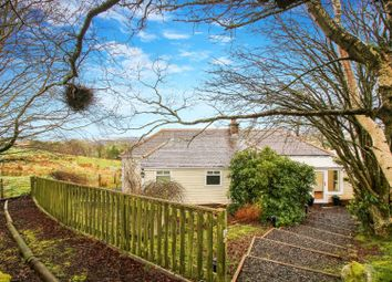 Thumbnail 4 bed detached bungalow for sale in Cragknowe, Greenhaugh, Hexham
