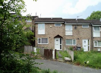 Thumbnail 3 bed terraced house for sale in Freeman Close, Delph Lane, Blackburn
