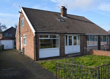 Thumbnail 5 bed bungalow for sale in Tyersal Crescent, Tyersal, Bradford