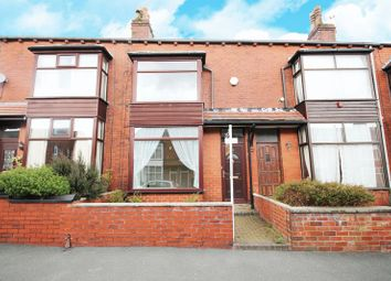 2 bed terraced house for sale in Crosby Road, Heaton, Bolton, Lancashire. BL1