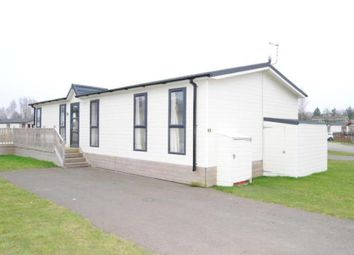 Thumbnail 3 bed mobile/park home for sale in Tydd St. Giles, Wisbech