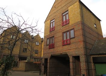 Thumbnail 1 bedroom mews house to rent in Mayflower Close, London