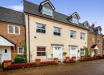Thumbnail 4 bed terraced house for sale in Harewelle Way, Harrold, Bedford, Bedfordshire
