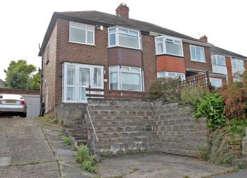 Thumbnail 3 bed semi-detached house for sale in Buxton Avenue, Off Westdale Lane, Nottingham
