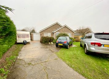 Thumbnail 3 bed detached bungalow for sale in Chapel Lane, Tattershall Thorpe, Lincoln