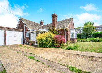 Thumbnail 2 bed bungalow for sale in Tumulus Road, Saltdean, Brighton
