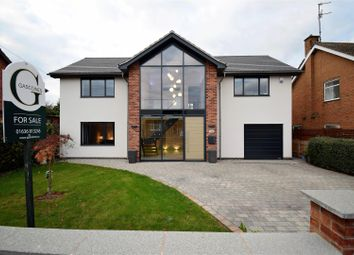 Thumbnail 5 bed detached house for sale in Byron Gardens, Southwell