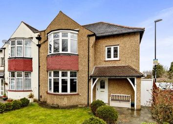 Thumbnail 4 bed semi-detached house for sale in Shirley Church Road, Shirley, Croydon, Surrey
