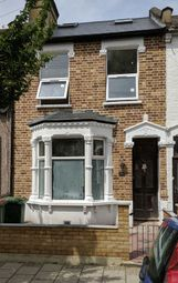 Thumbnail 5 bed terraced house for sale in Strone Road, London
