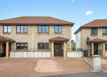 Thumbnail 3 bed semi-detached house for sale in Queenshaugh, Carnock