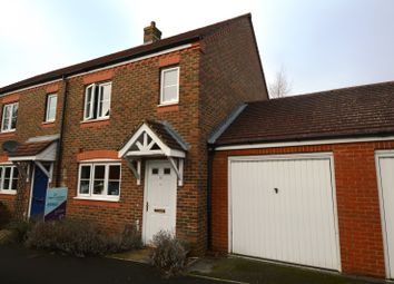 Thumbnail 2 bed semi-detached house to rent in Dickins Lane, Petersfield