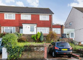 Thumbnail 4 bed semi-detached house for sale in Claygate Crescent, New Addington, Croydon