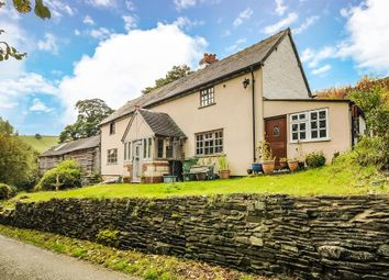 Thumbnail 4 bed detached house for sale in Obley, Bucknell