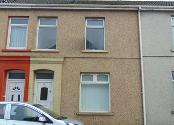 Thumbnail 4 bed terraced house for sale in Copperworks Road, Llanelli