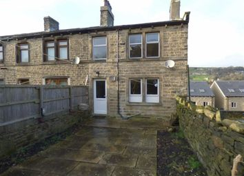 Thumbnail 2 bed end terrace house for sale in Royd House, Linthwaite, Huddersfield