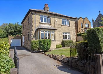 4 bed detached house for sale in Leeds Road, Hipperholme, Halifax HX3
