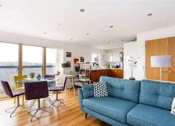 Thumbnail 2 bedroom flat for sale in Oddfellows Heights, Oddfellows Road, Newbury, Berkshire