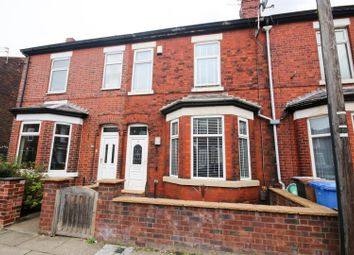Thumbnail 3 bed terraced house for sale in Cannon Street, Eccles, Manchester