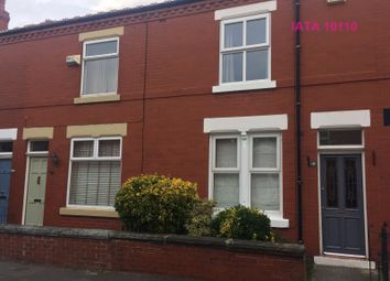 Thumbnail 2 bed terraced house to rent in New Hey Road, Cheadle