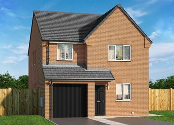 Thumbnail 4 bedroom detached house for sale in The Elm, Gibside, Chester-Le-Street, County Durham