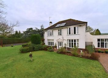 Thumbnail 5 bed detached house for sale in Cheddon Fitzpaine, Taunton, Somerset