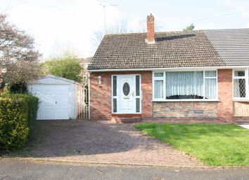 Thumbnail 2 bed semi-detached bungalow for sale in Coniston Drive, Kingswinford