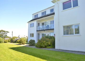 Thumbnail 2 bed flat to rent in Boskenza Court, Carbis Bay, St. Ives, Cornwall