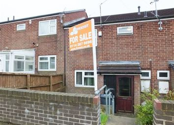 Thumbnail 3 bedroom terraced house for sale in Hepworth Drive, Swallownest, Sheffield