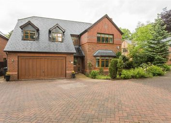 Thumbnail 5 bed detached house for sale in West Drive, Cheddleton, Leek