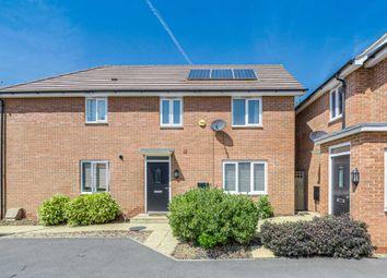 Thumbnail 2 bed semi-detached house for sale in Meacham Meadow, Wolverton, Milton Keynes