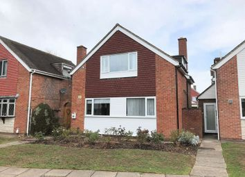 Thumbnail 3 bed detached house for sale in Bramble Way, Gosport