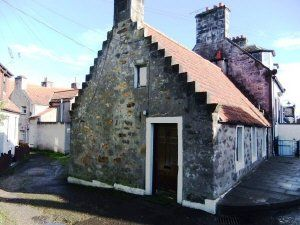 Thumbnail 2 bed detached house to rent in Excise Lane, Kincardine
