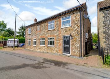 Thumbnail 4 bed cottage for sale in Furlong Road, King's Lynn