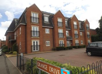 Thumbnail 2 bed flat for sale in Grange Drive, Streetly, Sutton Coldfield, West Midlands