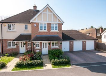 Thumbnail 2 bed semi-detached house for sale in Juniper Place, Epsom