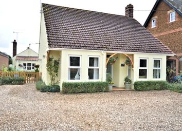 Thumbnail 3 bed detached bungalow for sale in Collins Lane, Heacham, King's Lynn